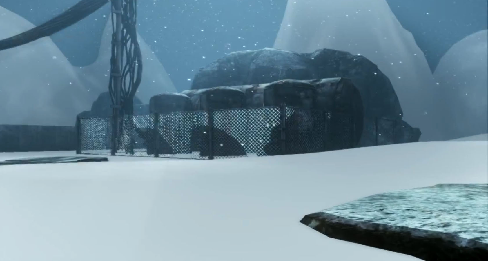 Level Design experience in UDK as well as Kismet and Matinee